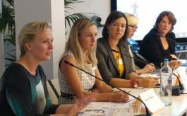 Session one was chaired by Marietje Schaake MEP.