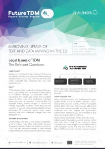 AS Challenges Legal FutureTDM