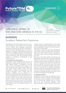 AS-Challenges-barriers-academic-researchers-experience-FutureTDM