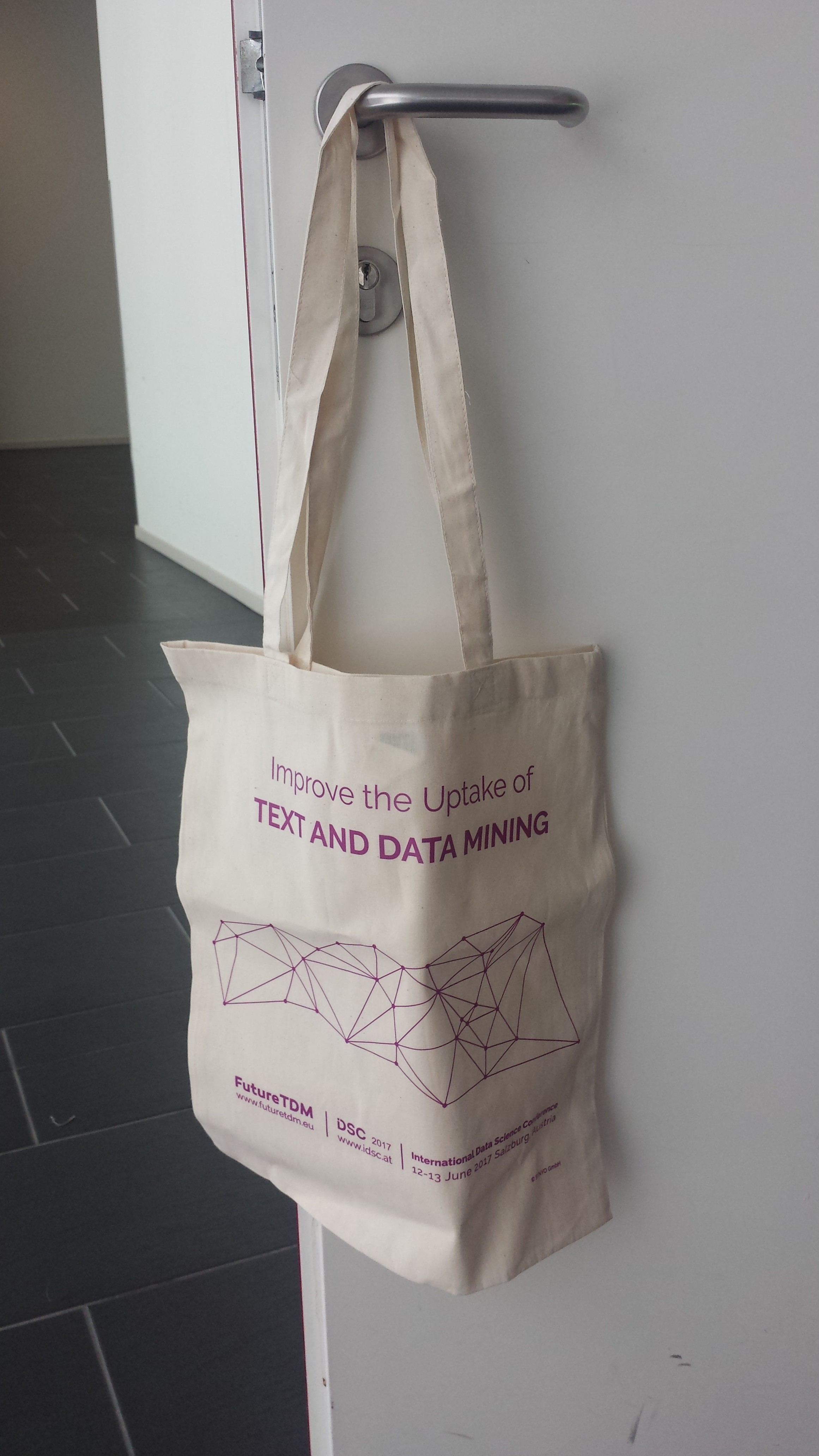 FutureTDM Goodie Bag