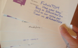 FutureTDM Feedback Cards